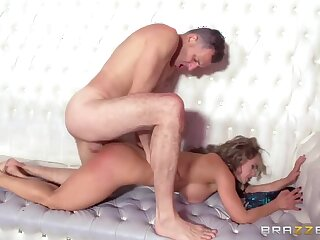 Cock-Crazed Cougar Nearly The Club